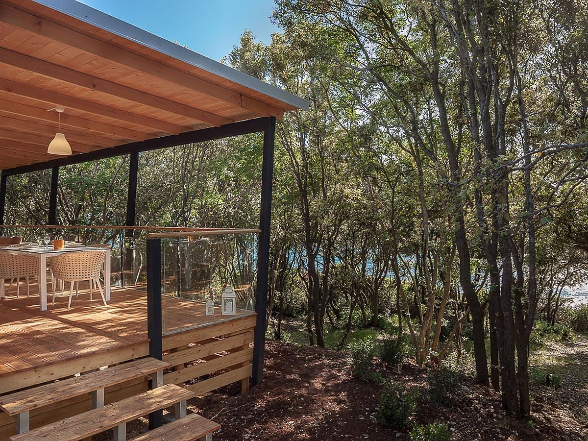 Mobilní domek, Villa Exclusive Plus You & Me pro 2+2 osoby (50m2)