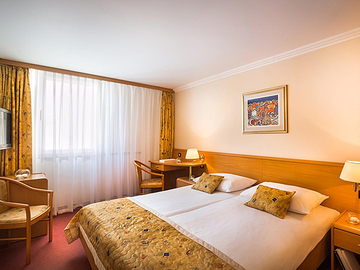 Double room - classic - halfboard