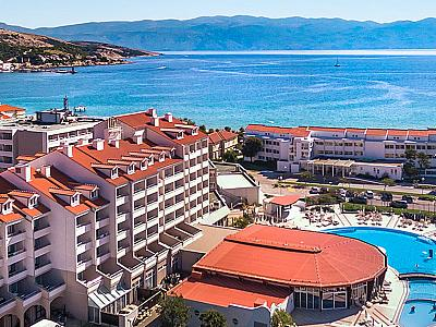 Hotel Corinthia Baska Sunny Hotel By Valamar Baska Baska Krk Accommodation Croatia Adriatic Hr