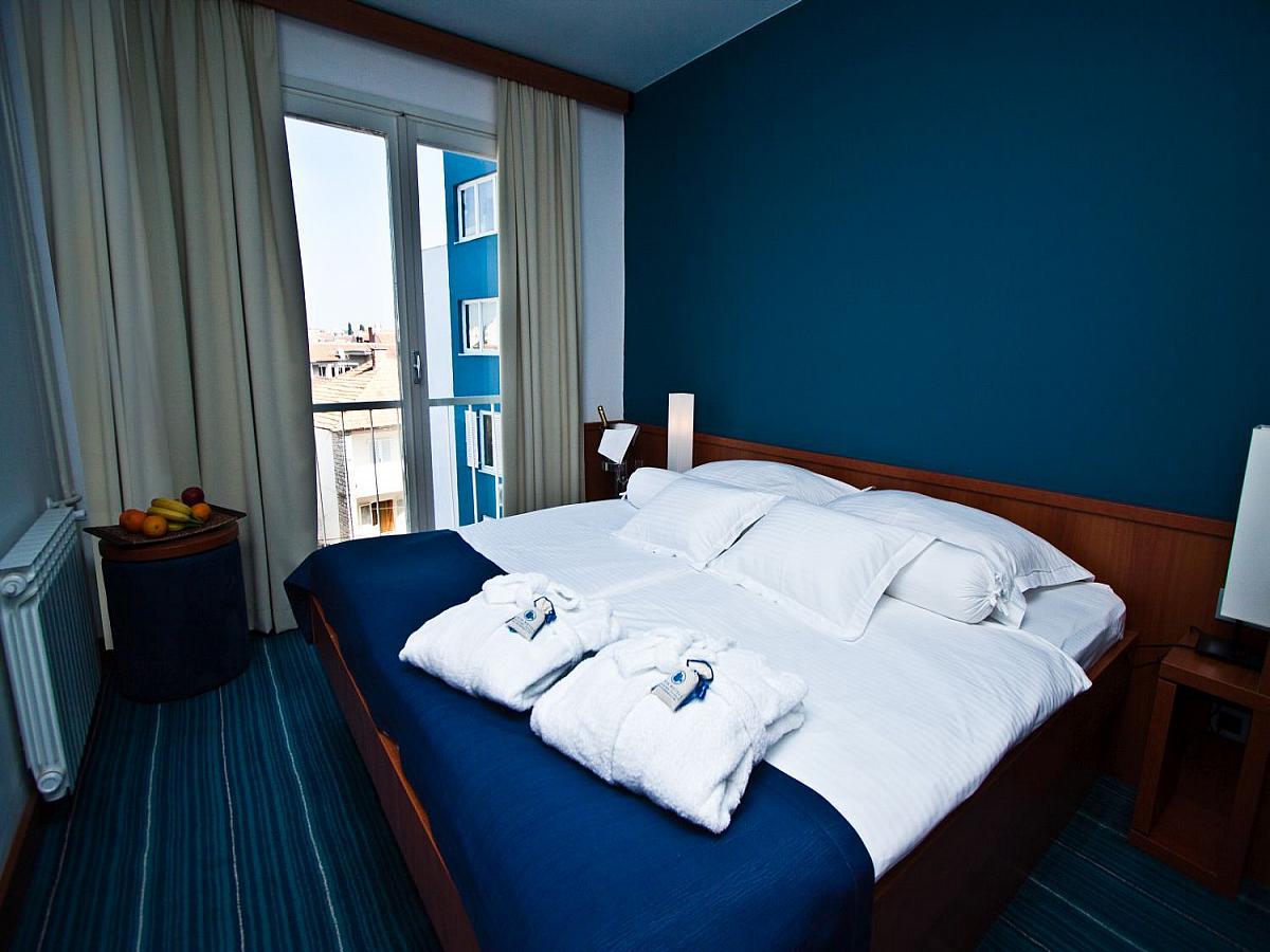 Double comfort room with halfboard