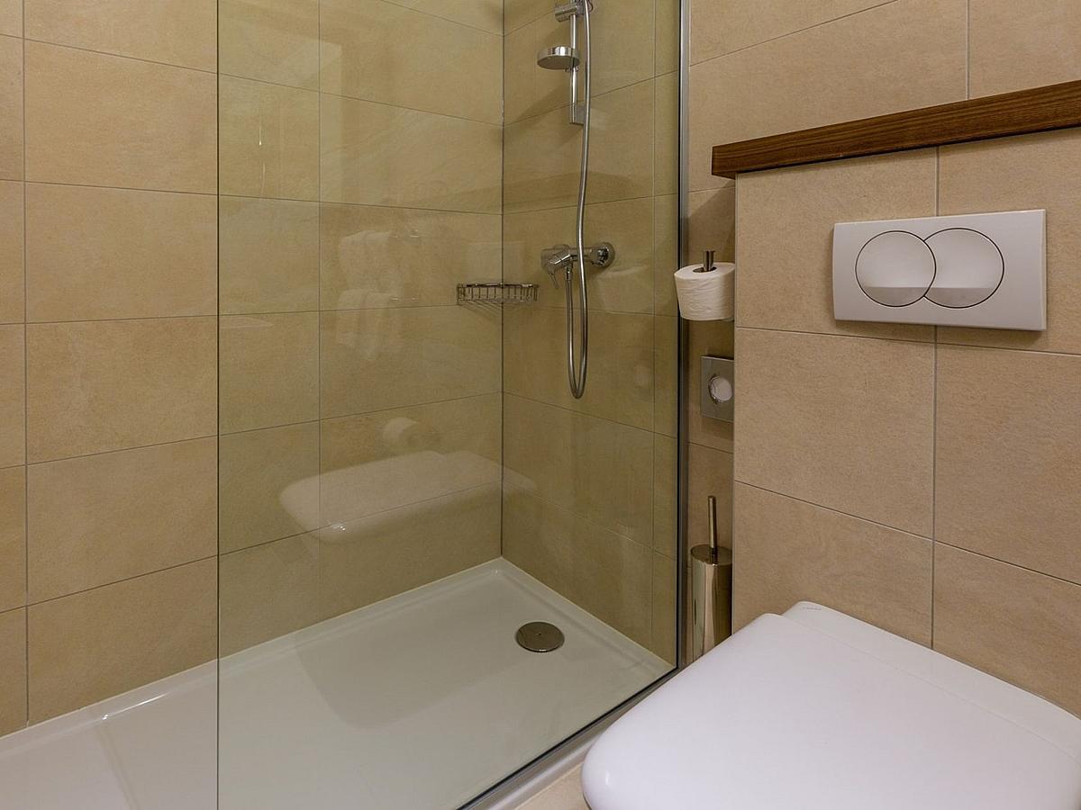 Standardní dvoulůžkový pokoj s polopenzí