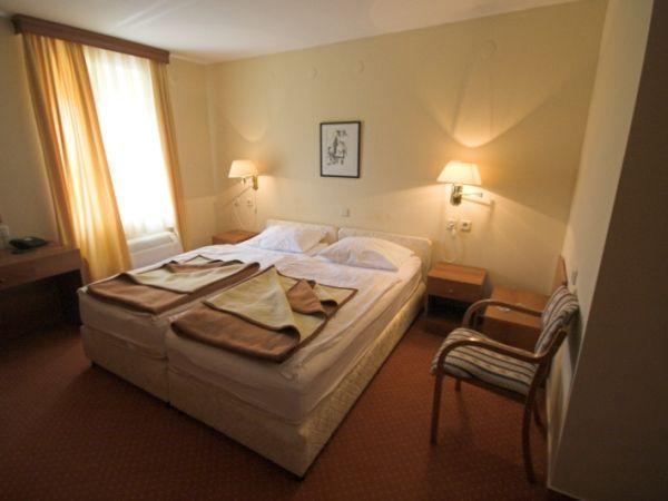 Kétágyas, parkra néző szoba félpanzióval - Villa Ružica