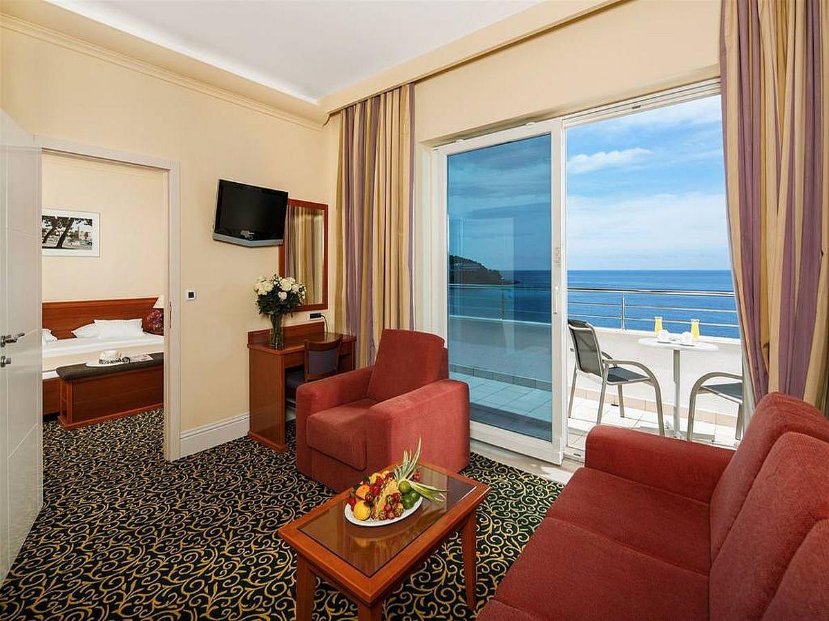 Luxury suite sea view BB