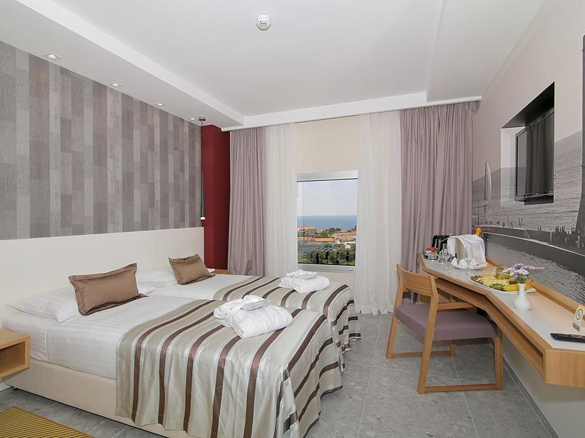 Kétágyas szoba - classic - félpanzió