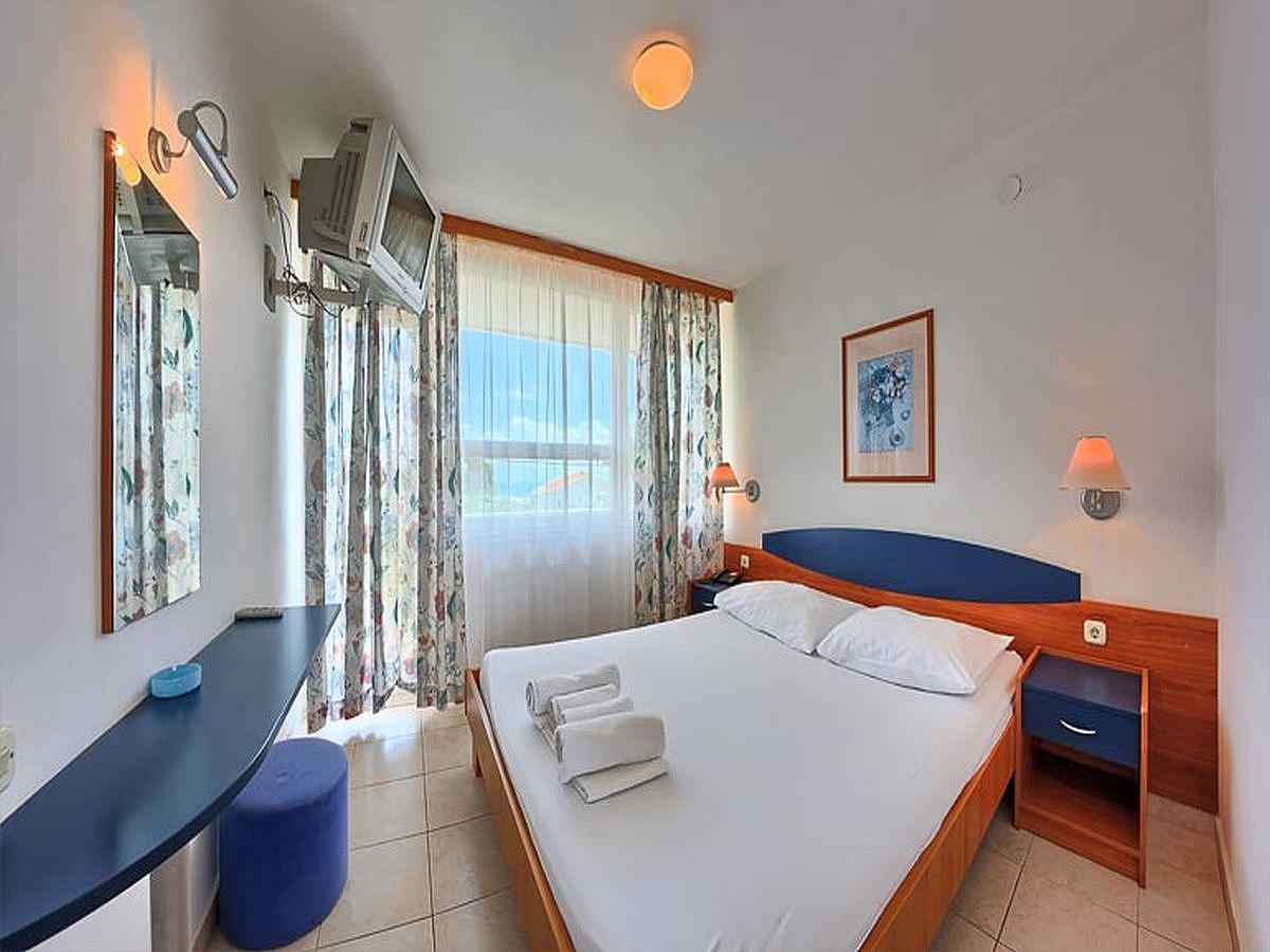 Double room with balcony  - all inclusive