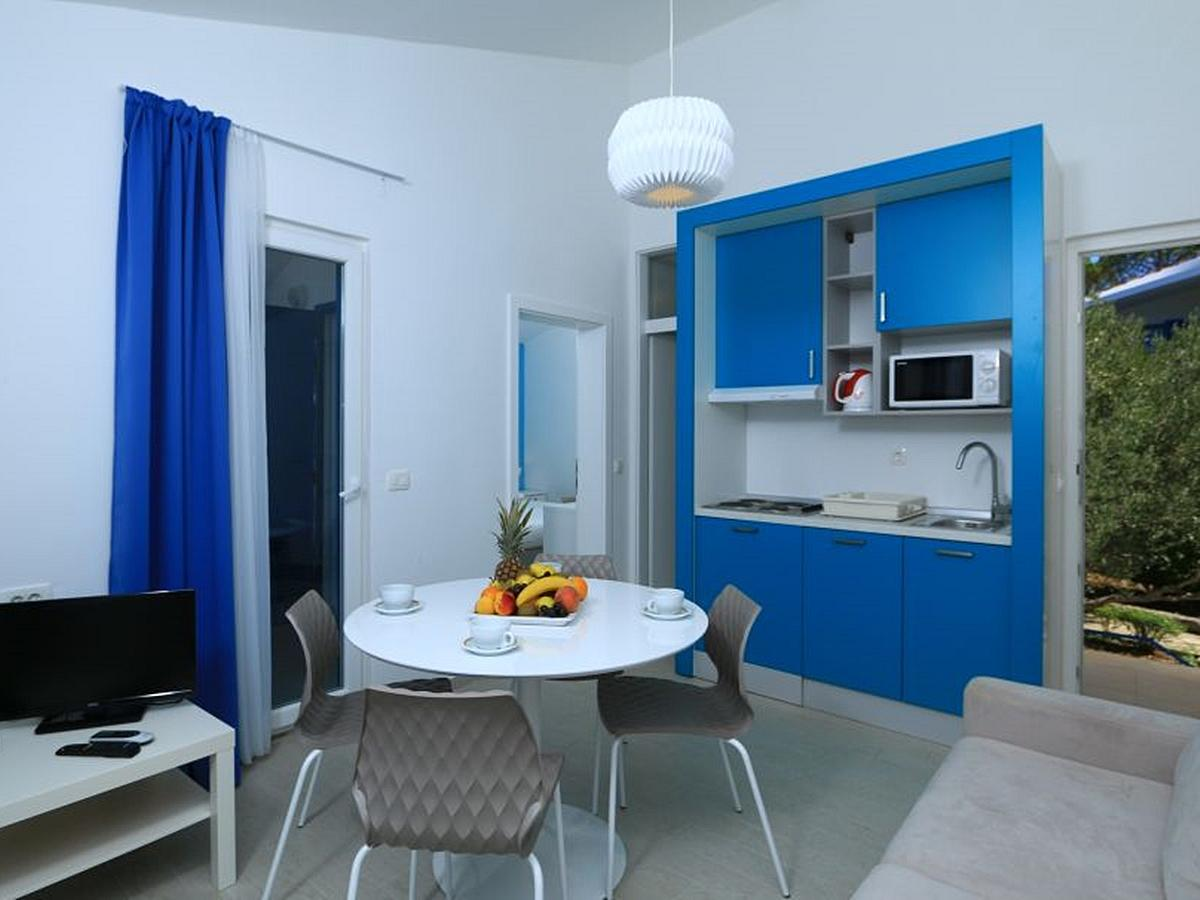 Apartment for 4 people + HB