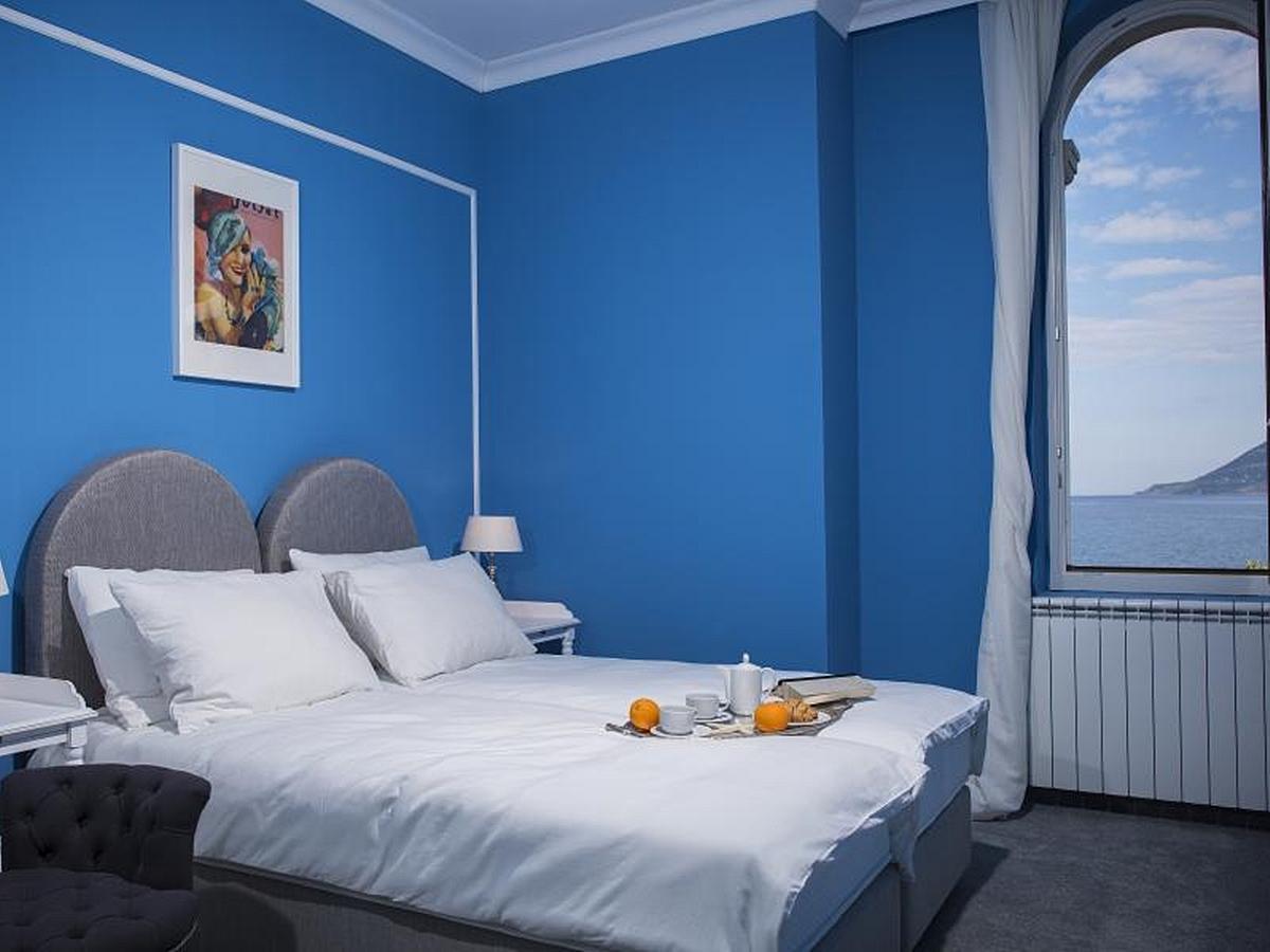 Dvokrevetna soba pogled more sa noćenjem i doručkom - Superior