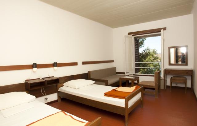 Cameră cu un pat standard cu demipensiune
