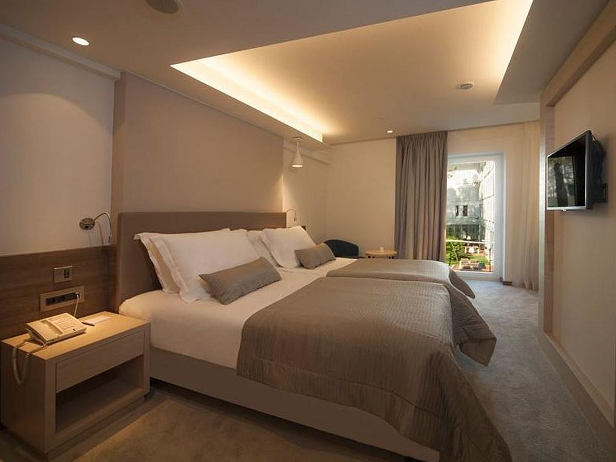 Double room superior atrium bed & breakfast