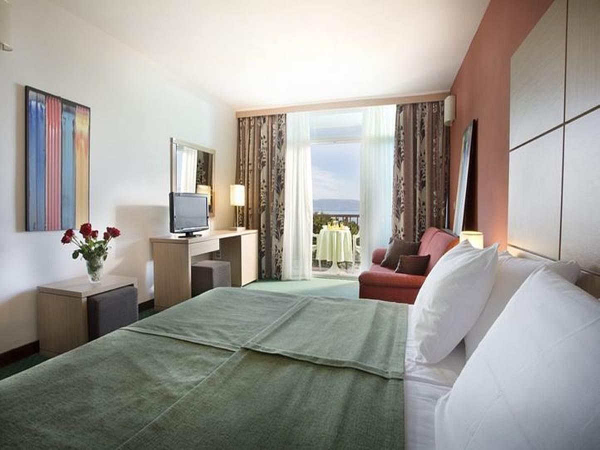 Camera doppia lato mare con balcone  pernottamento e prima colazione - Superior