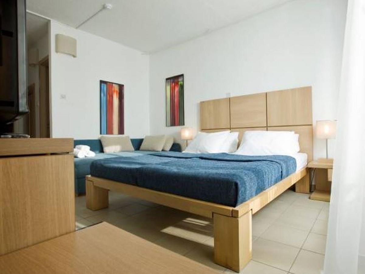 Camera doppia comfort  lato parco con pernottamento e prima colazione