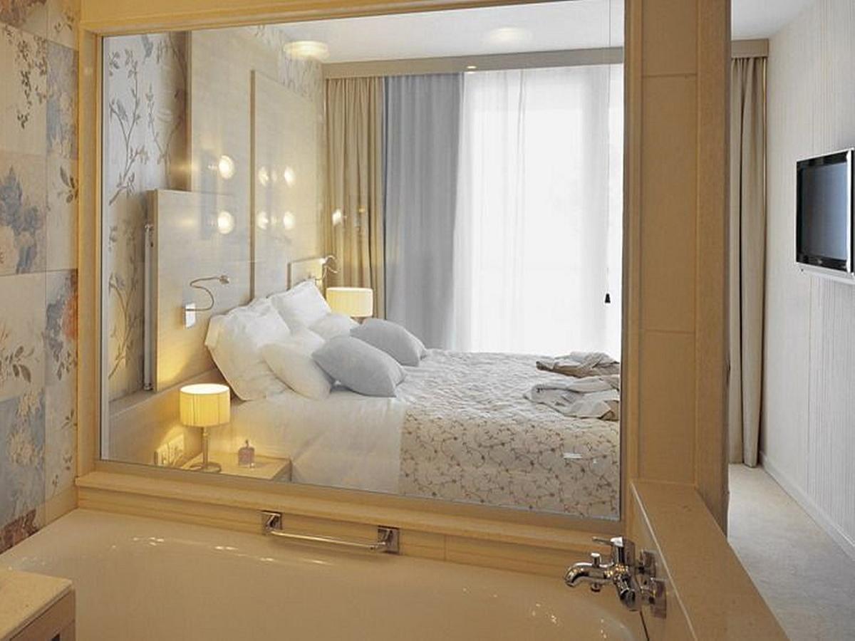 Kétágyas szoba  junior suite szállás és reggeli
