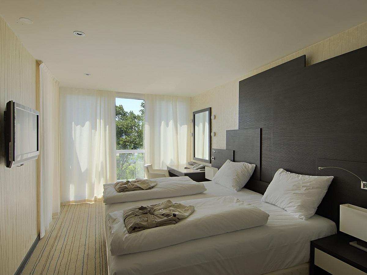 Kétágyas szoba, standard, szállás és reggeli