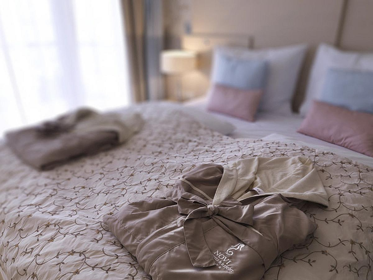 Kétágyas szoba junior suite segítségével panzió