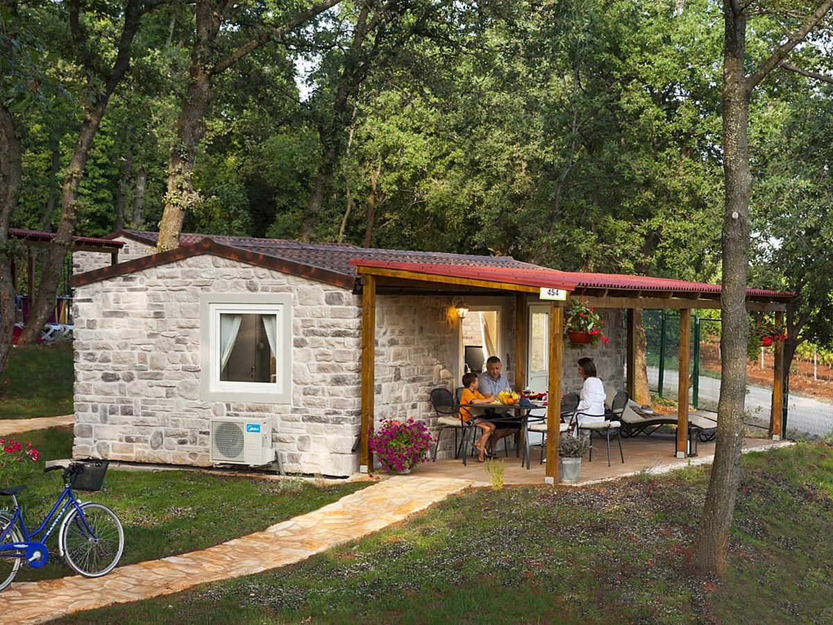 Mobilní domek pro 4+2 osoby - Maravea Premium Village
