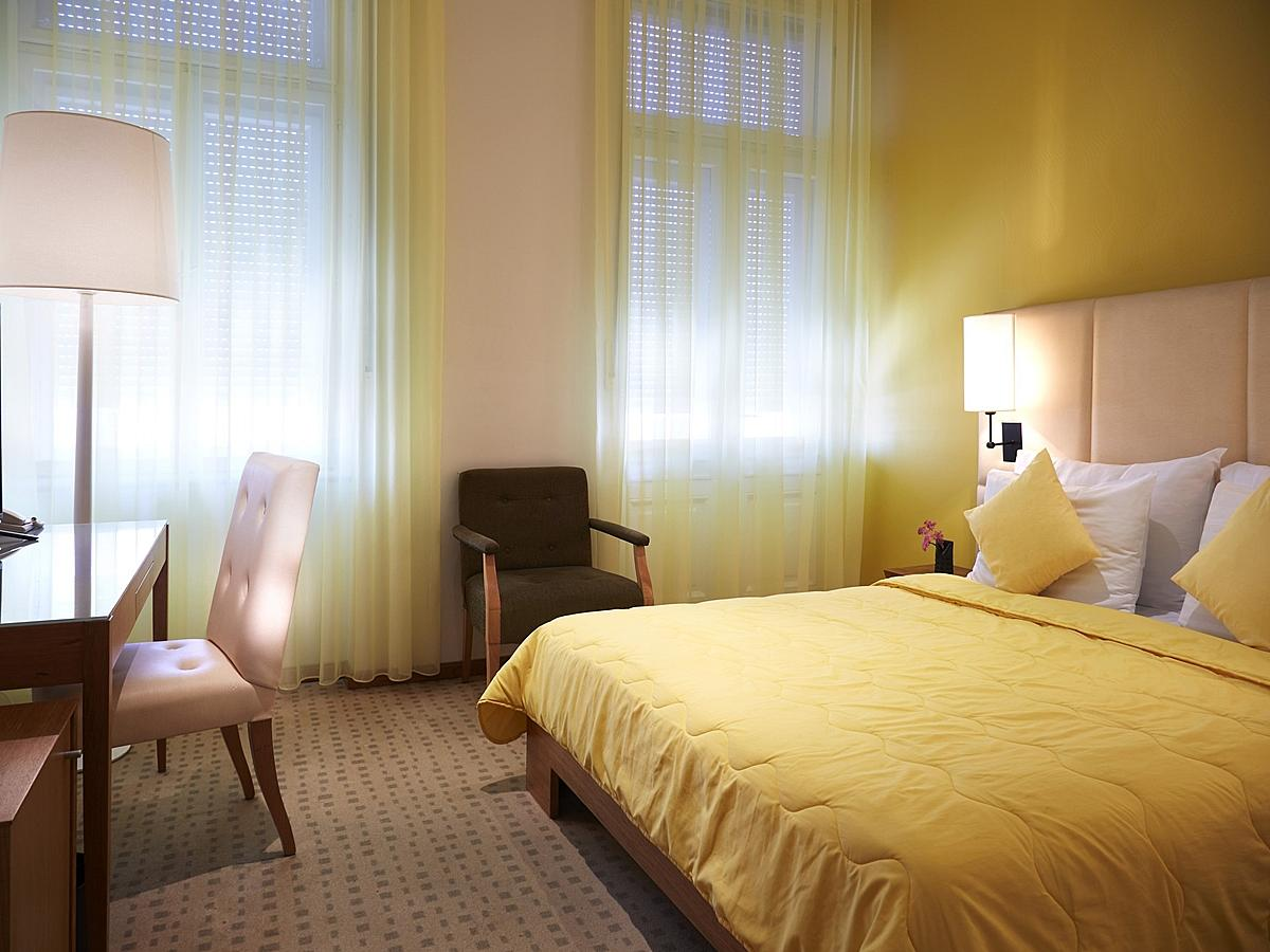 Double room sea view with bed and breakfast  - superior