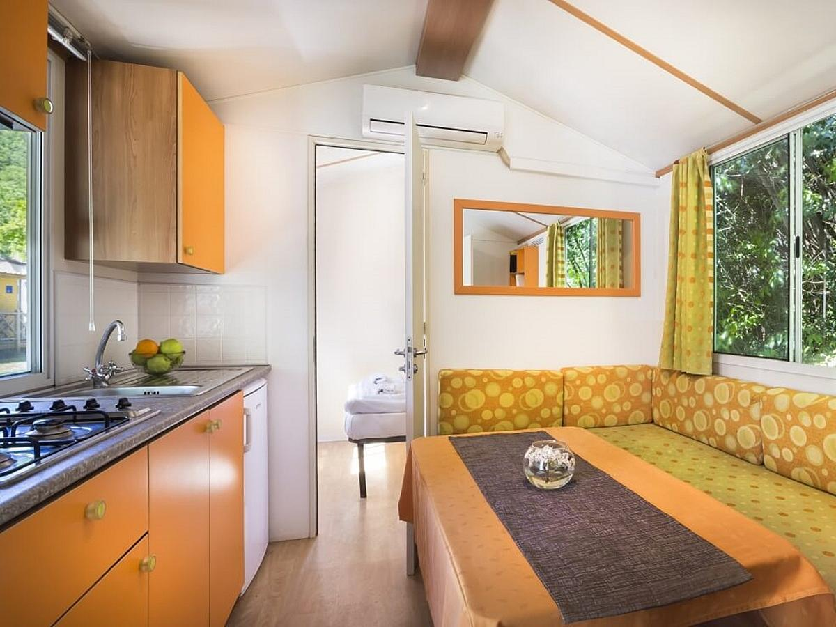Mobile home for 4 people (32m2)  Premium