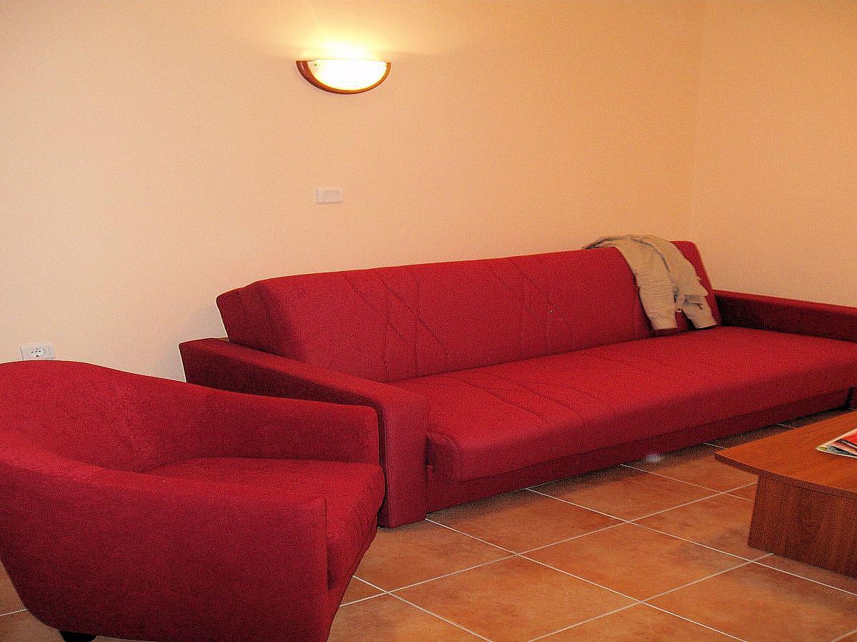 Apartment für 4 Personen mit 2 Zusatzbett