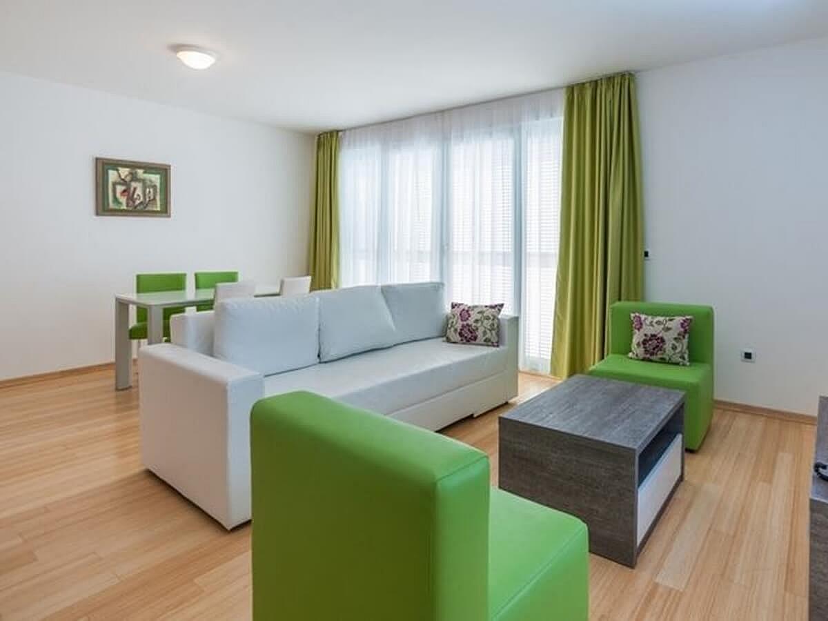 Apartmán pro 2 osoby s pomocným lůžkem  (45m2)