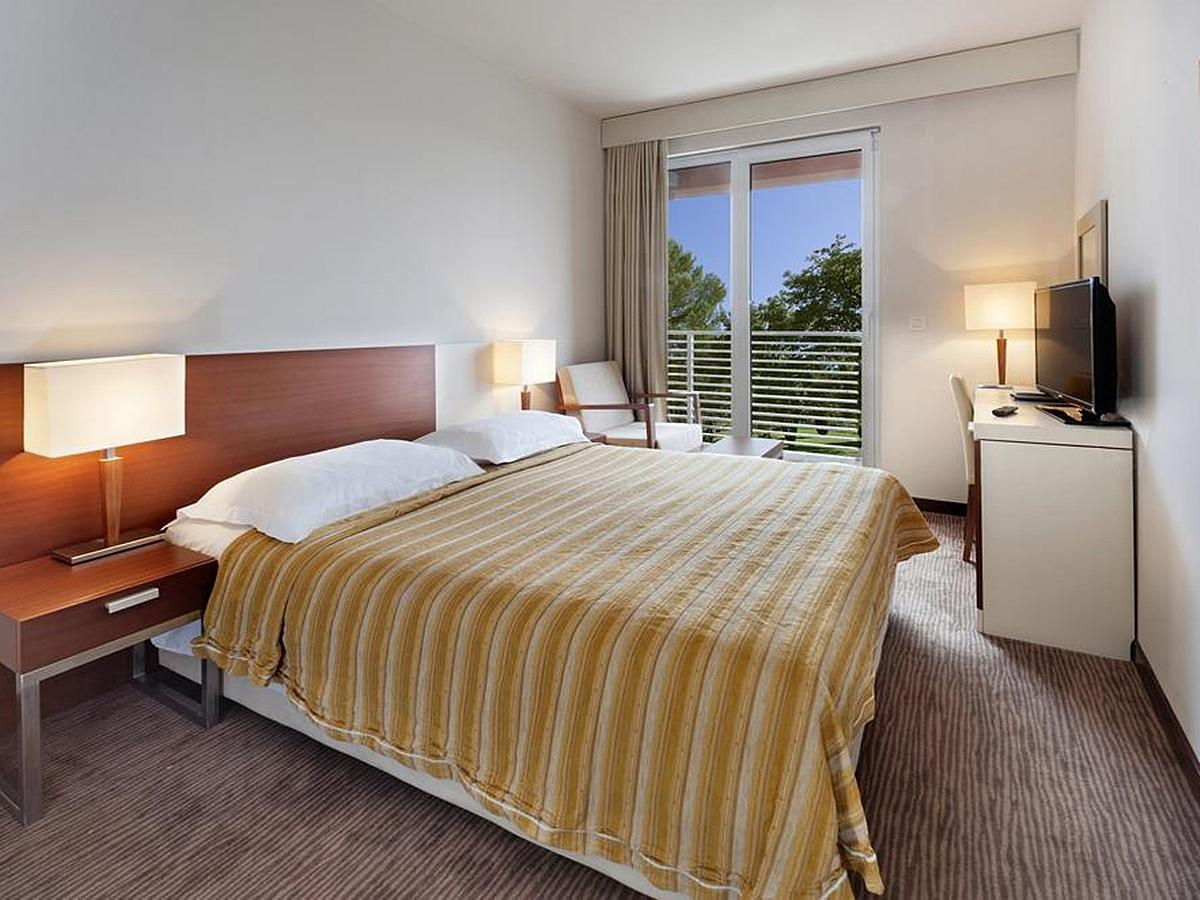 Single room classic with balcony - french bed, all inclusive
