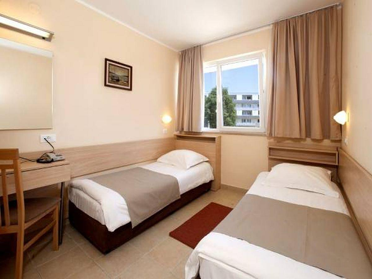 Double room with half board