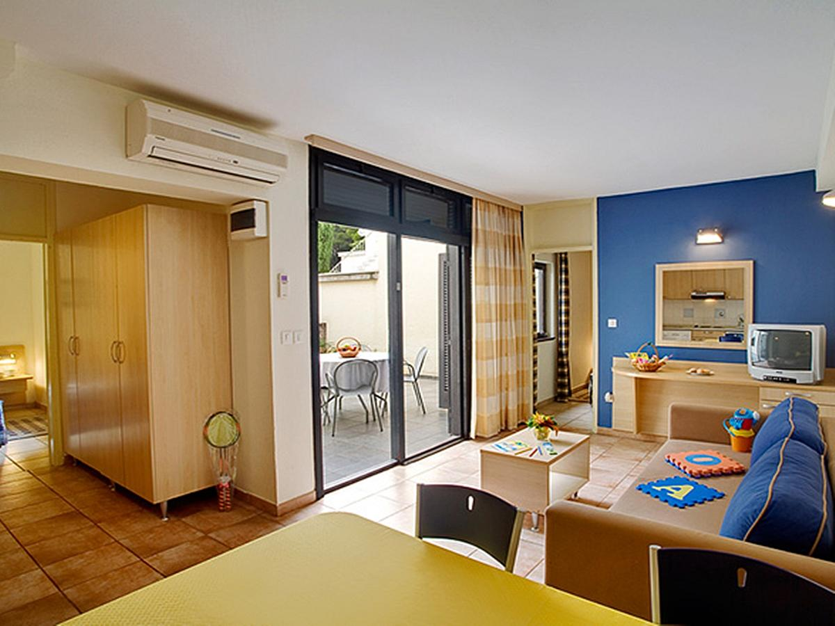 2 bedroom apartment (4-6 persons)