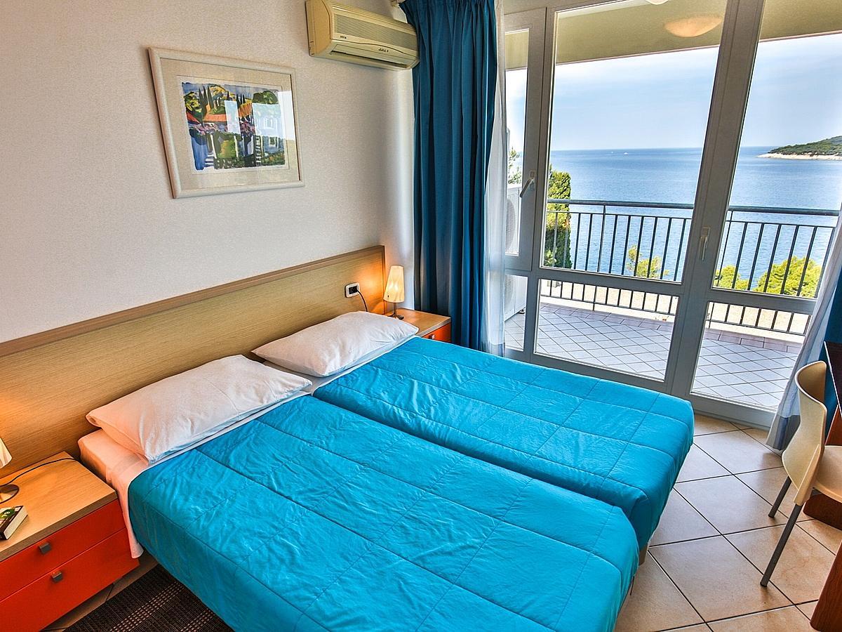 Apartament dla 4-6 osób strona morska