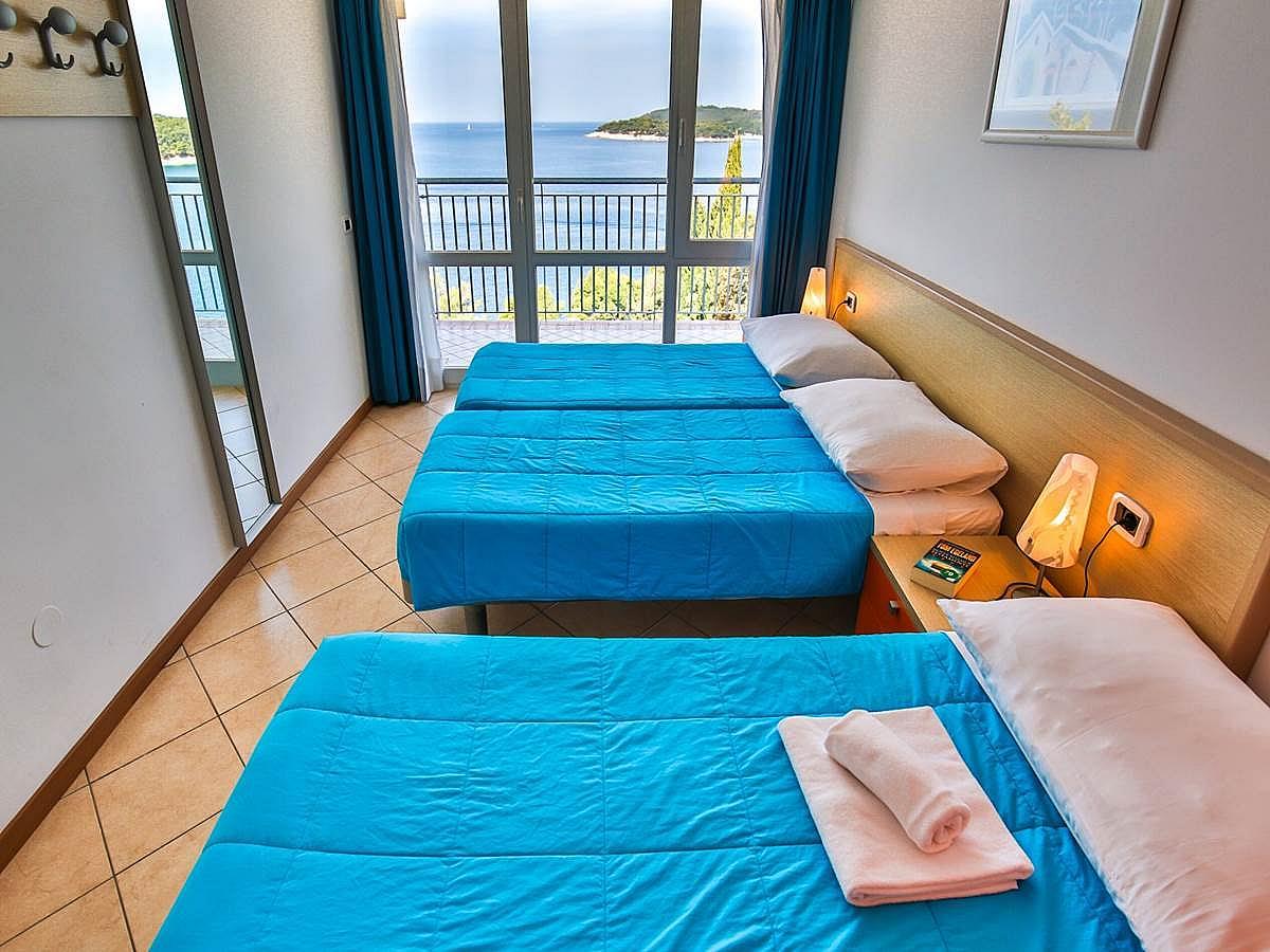 Apartament dla 3-5 osób strona morska