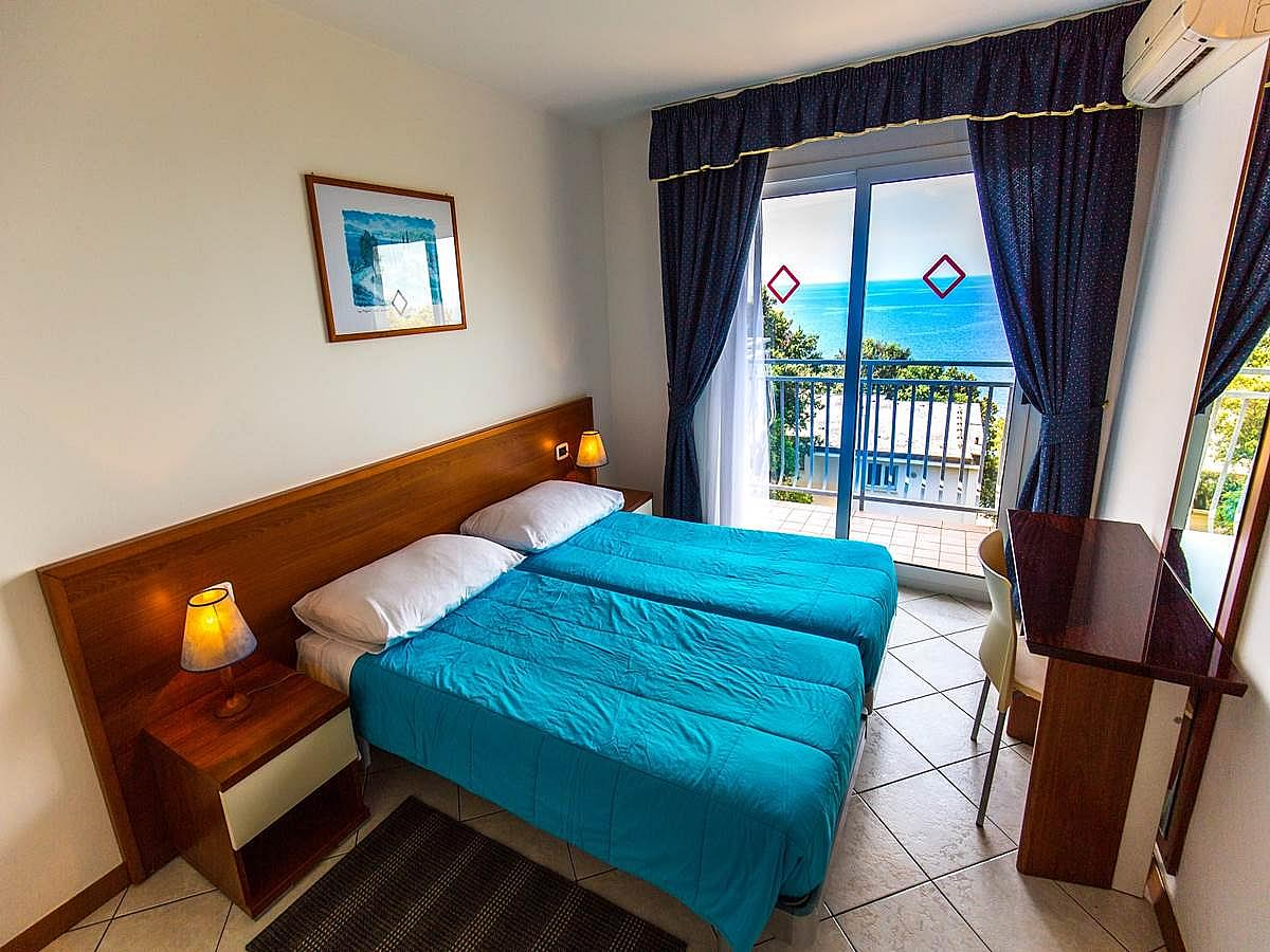 Apartament dla 2-4 osób strona morska