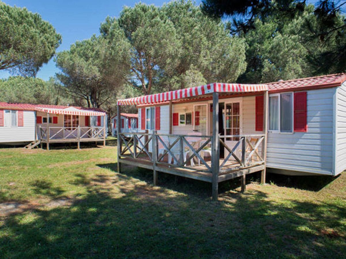 Mobilehaus für 4 persons Standard