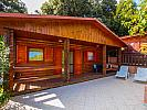 Mobile home CHALET per 6 persone