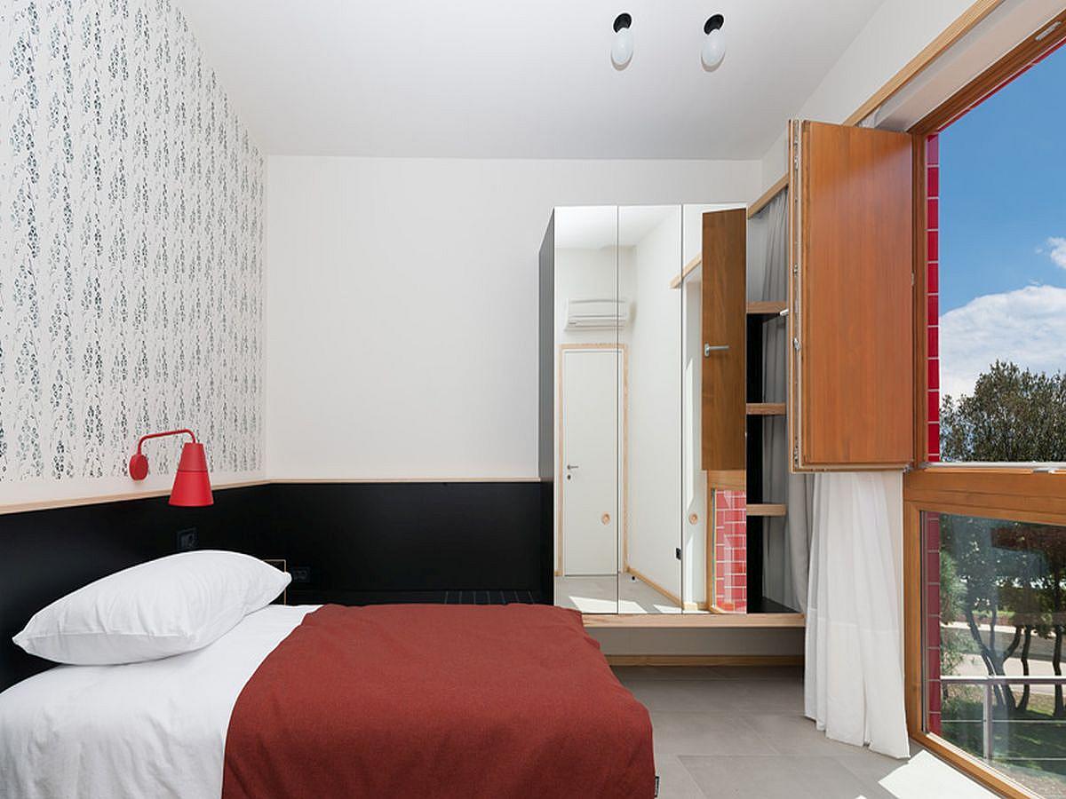 Apartmán pro 5 dospělých nebo 4 dospělé osoby + 2 děti