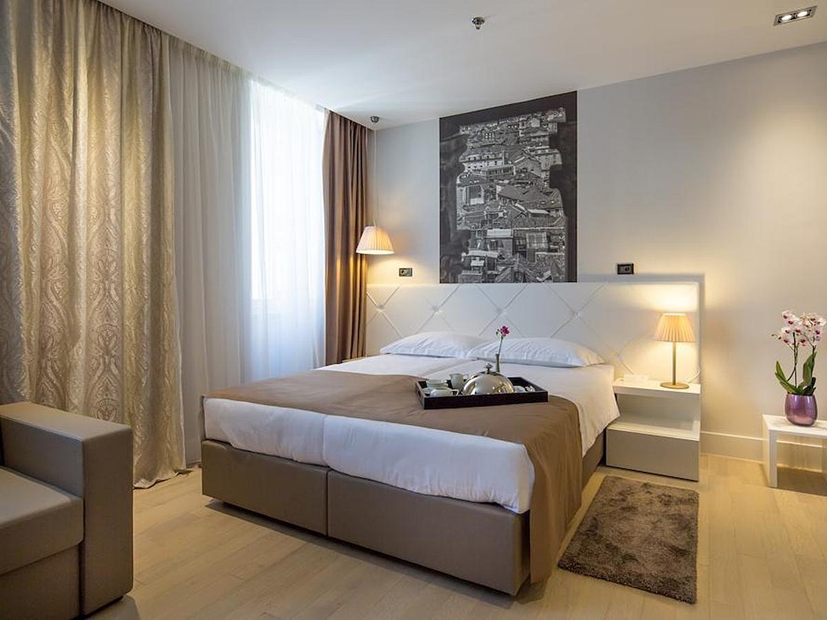 Double room Deluxe - bed and breakfast