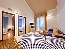 Apartma za 4 osebe + pomožno ležišče, standard plus