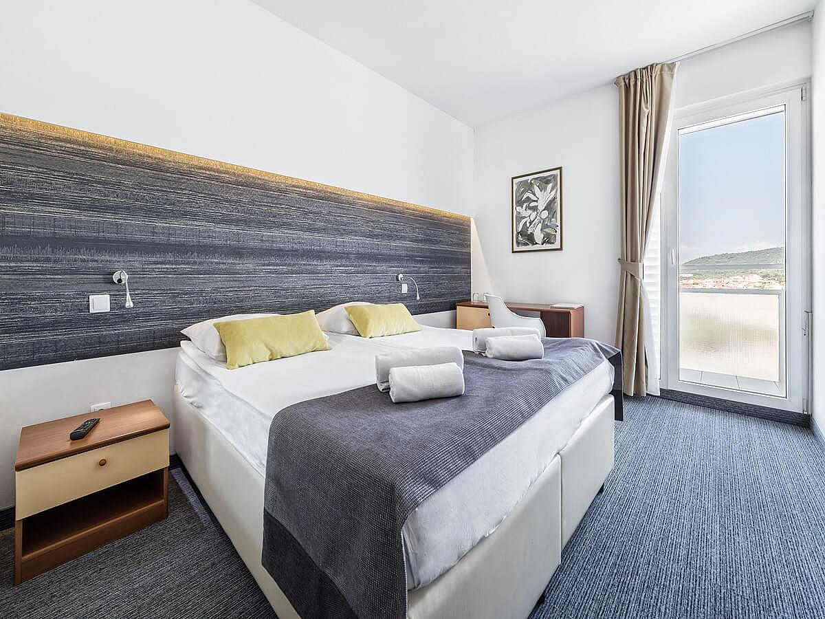 Double room superior with half board