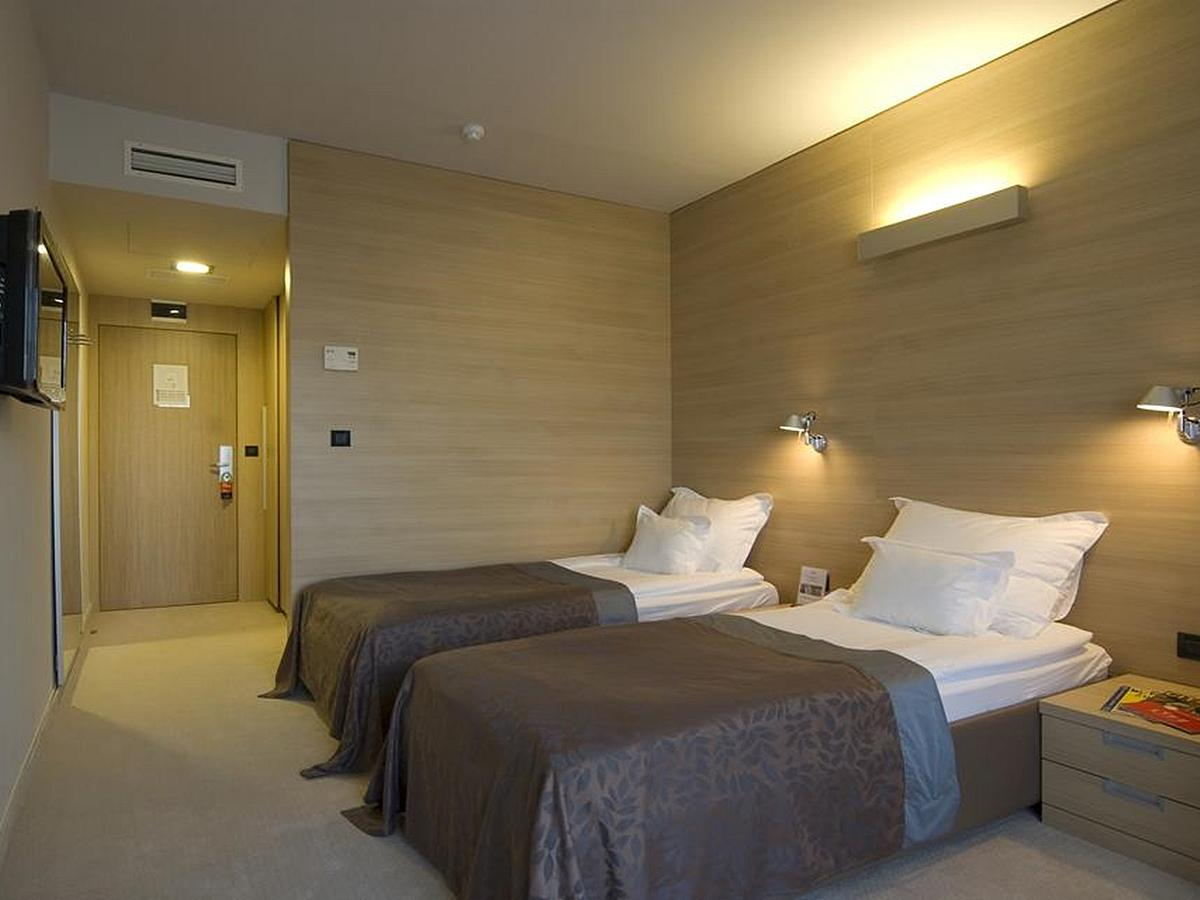 Double room single use park side with balcony bed and breakfast