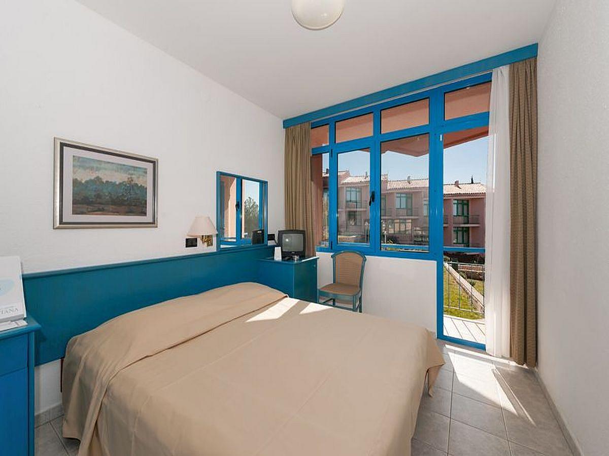 Pokój jednoosobowy z balkonem strona morze - all inclusive