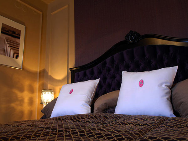 Double room junior suite with bed and breakfast