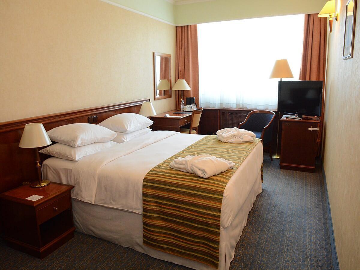 Double room - classic - bed & breakfast